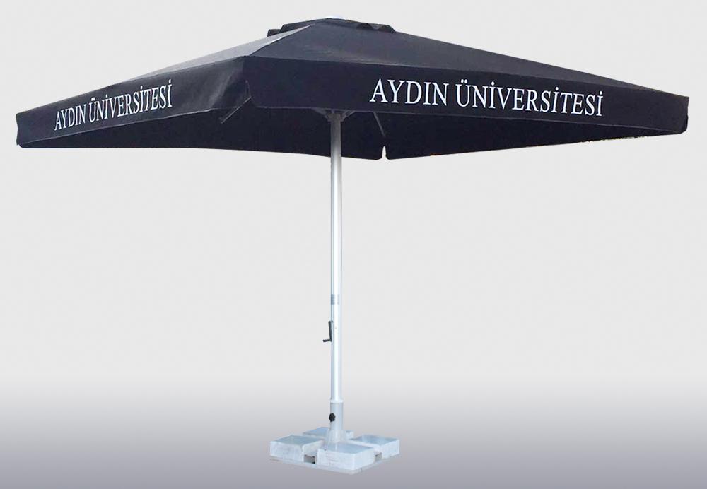 4x4 kare teleskopik şemsiye