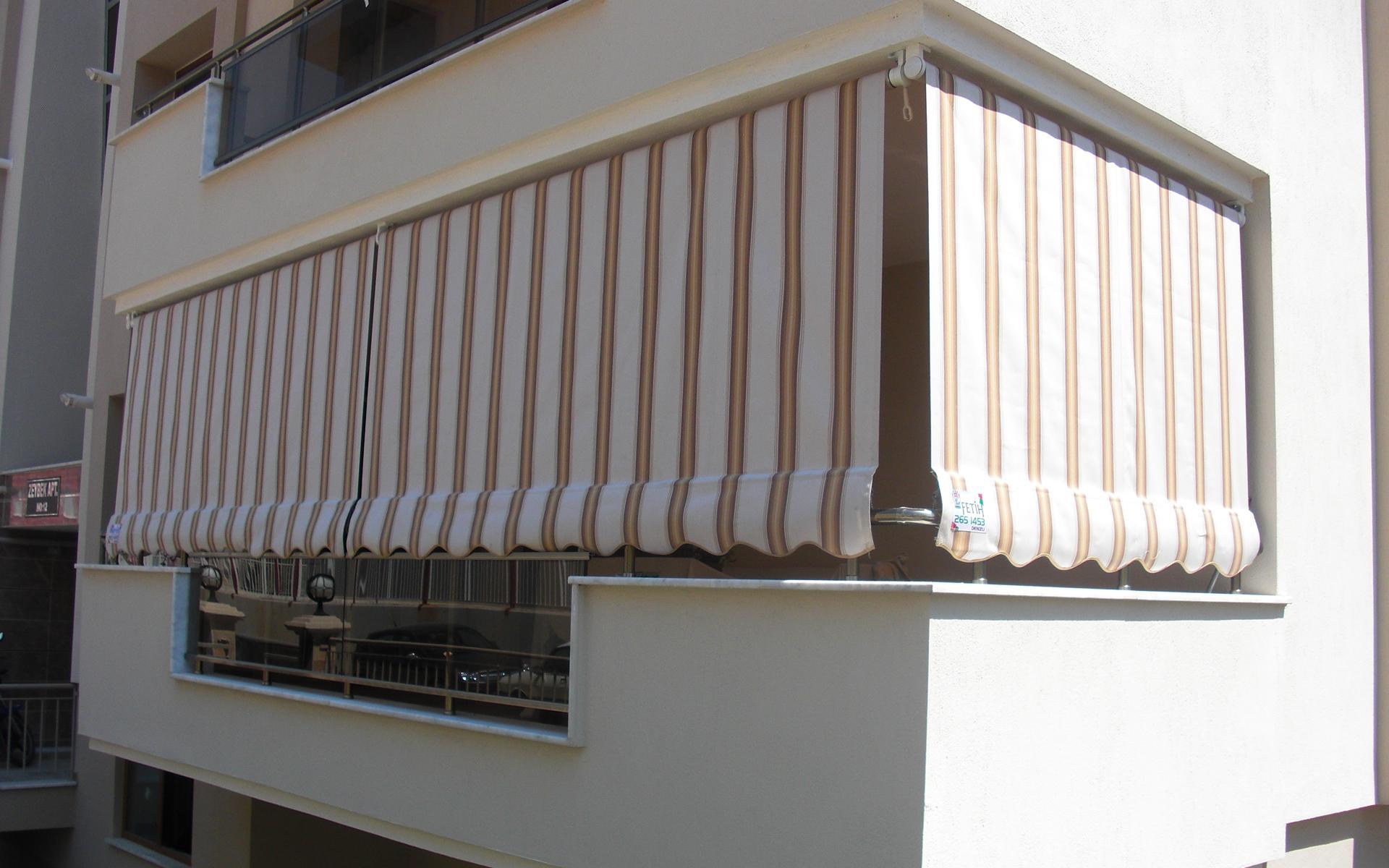 balkon perdesi store modeli
