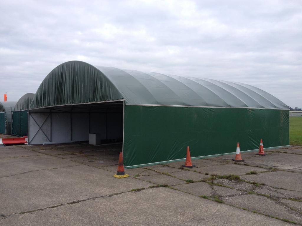 hangar çadırı 2